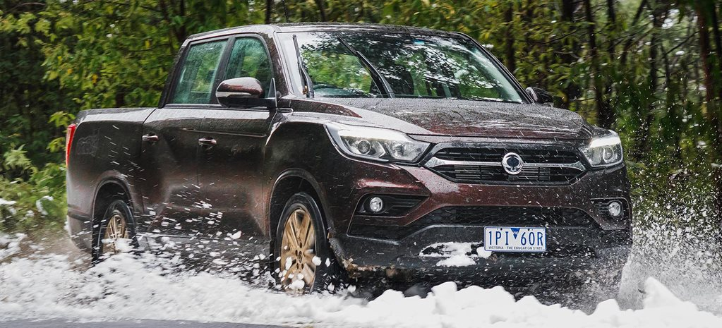 2019 SsangYong Musso XLV 4x4 review feature