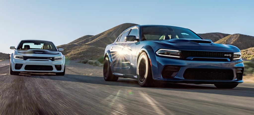 2020 Dodge Charger SRT Hellcat Widebody revealed news