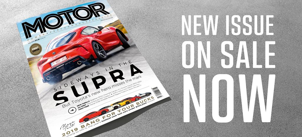 MOTOR Magazine July 2019 issue preview news
