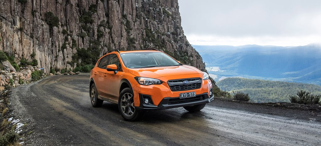 2019 Subaru XV 2.0i Premium quick review