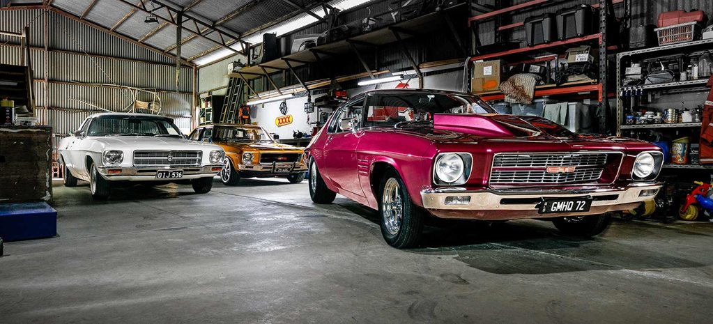 Andy Lynes Holden HQ collection