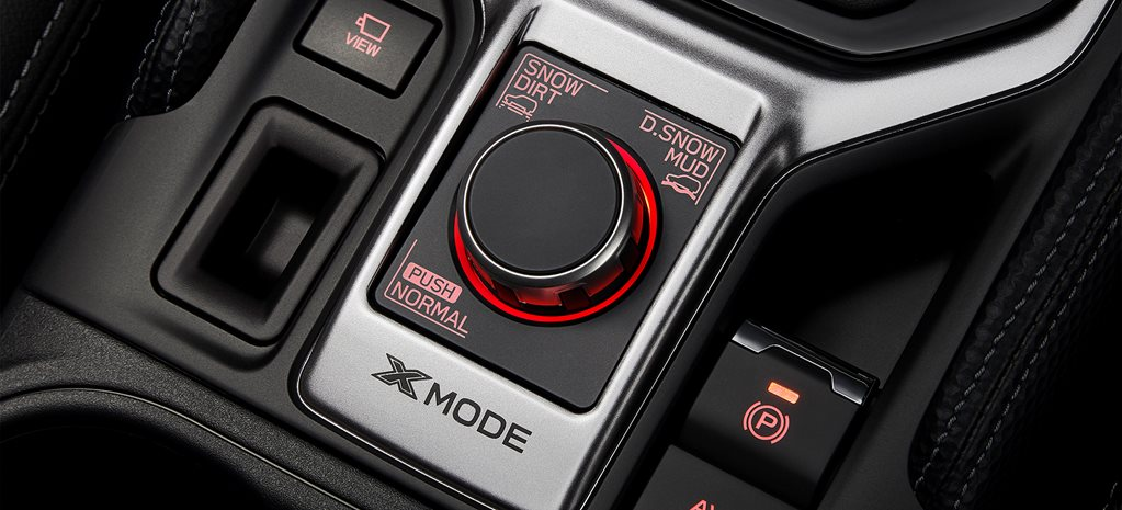 Subaru X-Mode explained