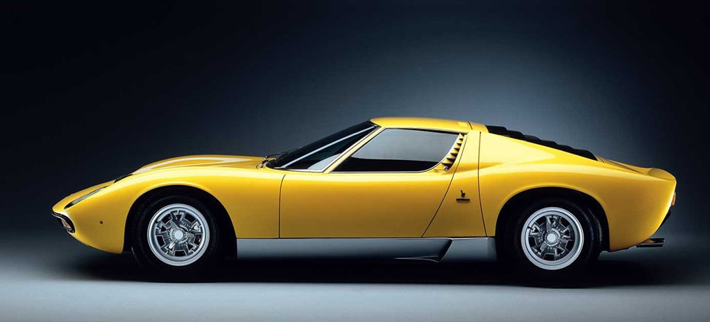 50 of the sexiest cars of all time