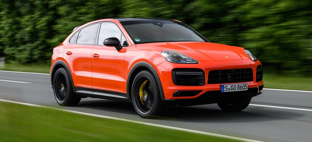 2020 Porsche Cayenne Coupe performance feature