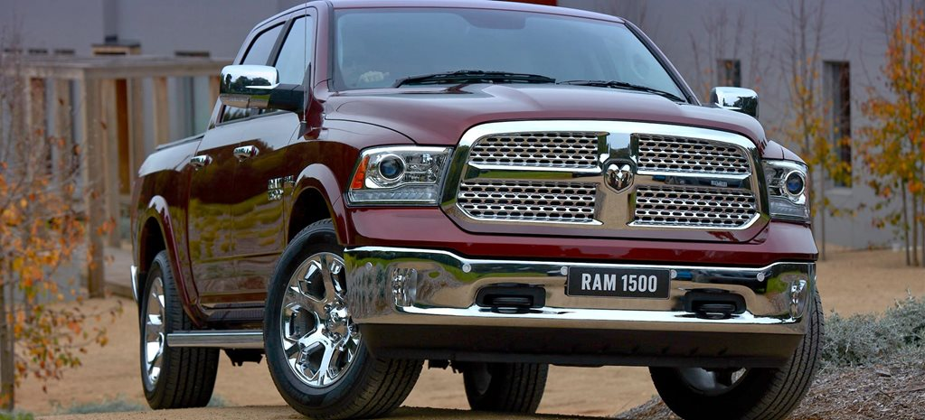 RAM 1500 EcoDiesel arrives in Australia news
