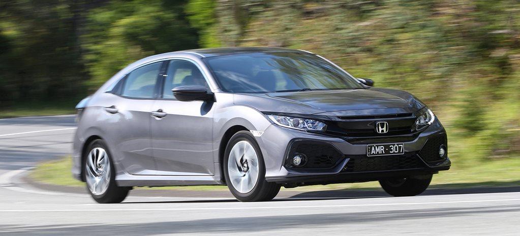 9300 Koleksi Honda All New Civic Second Terbaik