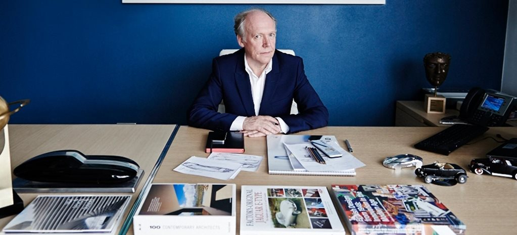 Ian Callum Jaguar career highlights news