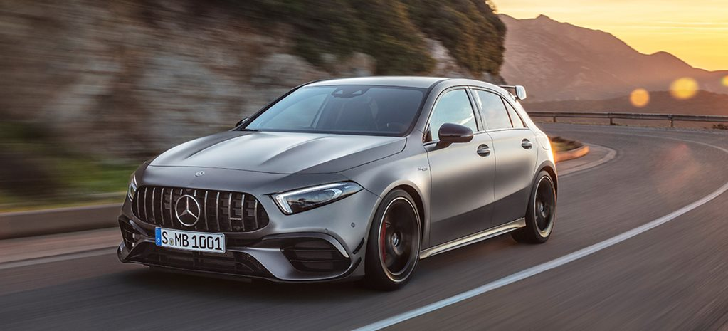2020 Mercedes-AMG A45 S revealed to pack a 310kW punch