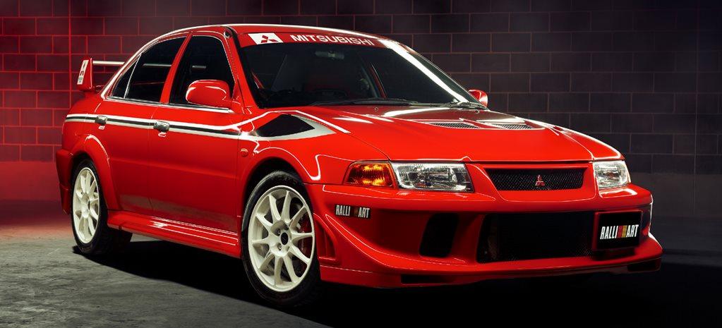 Modern Classic: 2000 Mitsubishi EVO VI Tommi Makinen Edition