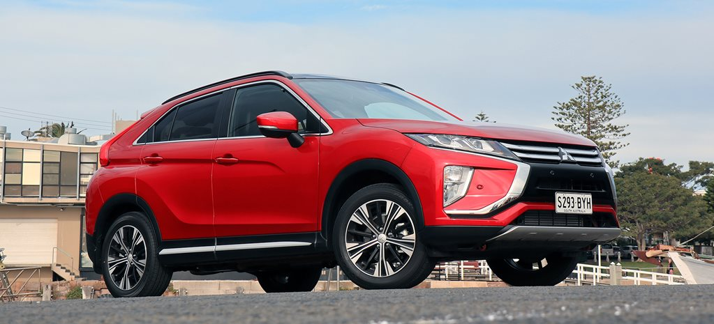 2019 Mitsubishi Eclipse Cross Exceed review