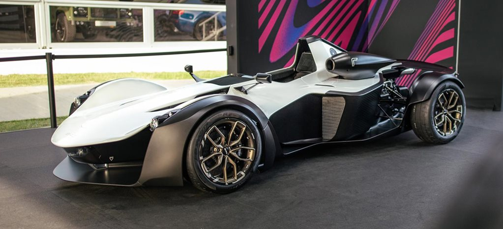 2020 BAC Mono R revealed news