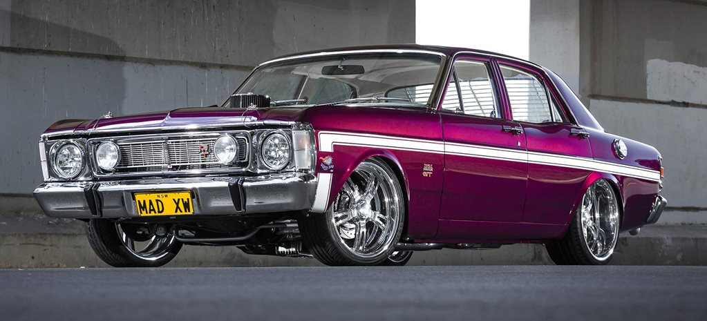 600hp 1970 Ford XW Falcon - MAD XW