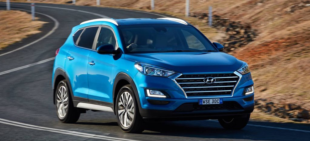 2020 Hyundai Tucson pricing and features