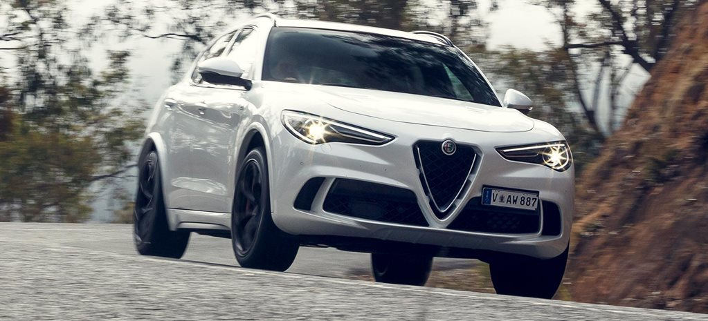 2019 Alfa Romeo Stelvio Q feature