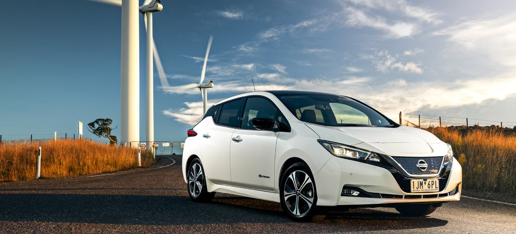 Power struggle: Finding a charge in the Nissan Leaf