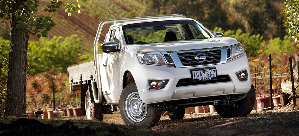 Tradie utes to go electric