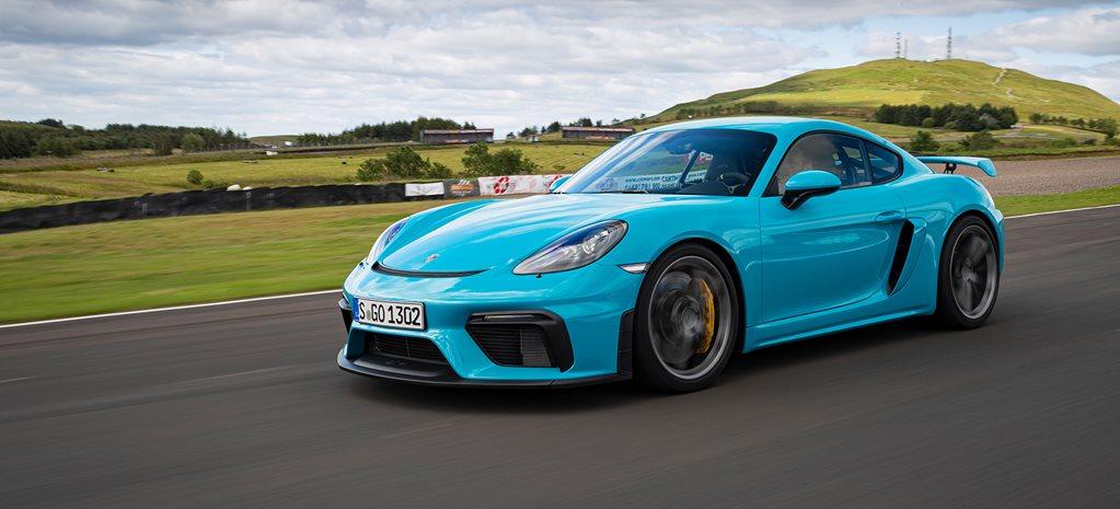 Toyota Care Plus >> Porsche 718 Cayman GT4 review | Wheels magazine