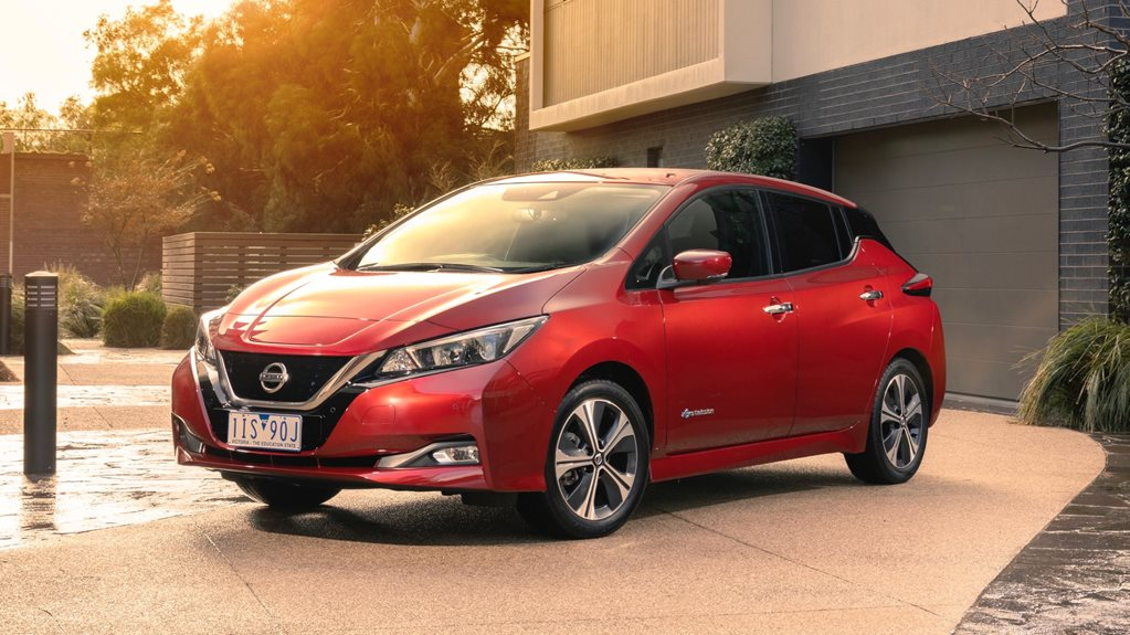 Nissan Leaf (2019) review
