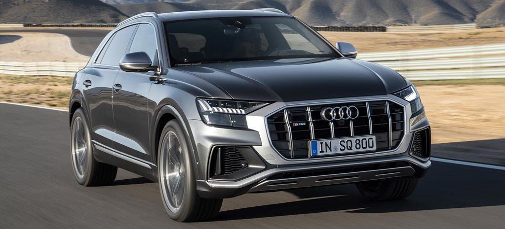 2019 Audi SQ8 TDI specifications feature