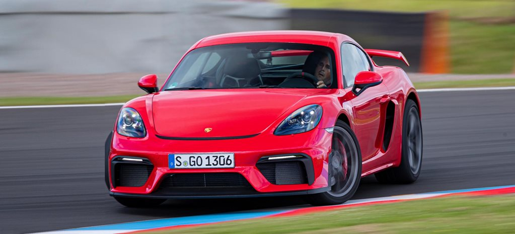 Porsche 718 Cayman GT4 performance review feature