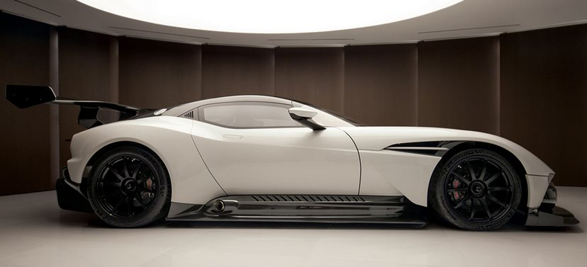 Buy apartment, get Aston Martin Vulcan thrown in for free