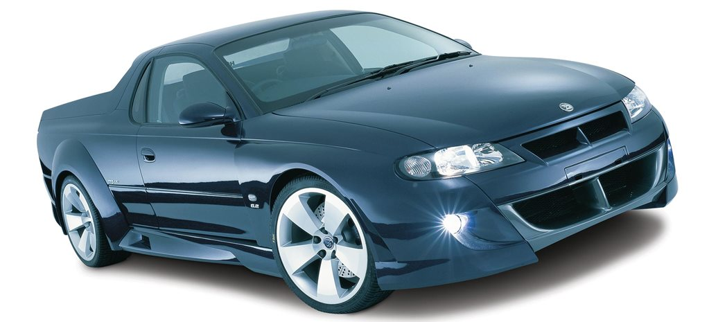 2001 HRT Edition Maloo concept detailed feature classic MOTOR