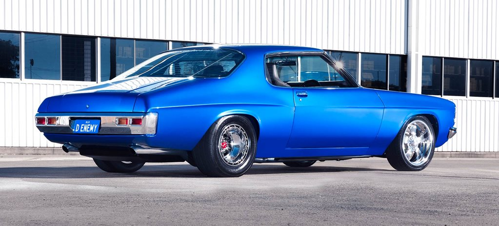 Elite-level LSX454-powered 1972 Holden HQ Monaro