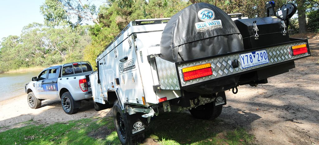 Bluewater Macquarie camper 4x4 product test feature