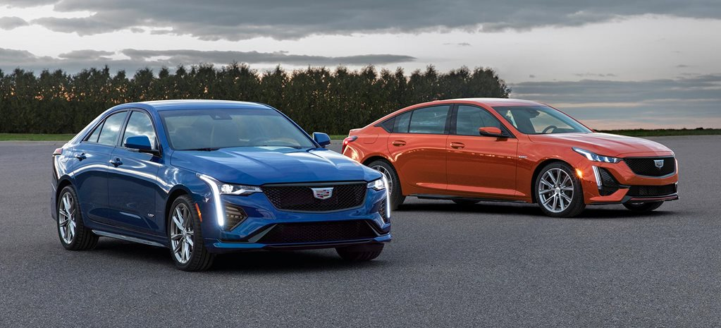 Cadillac planning supercharged V8 CT5 news