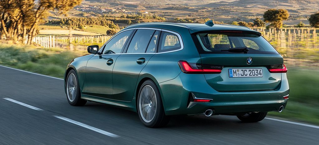 2019 Bmw 3 Series Touring Vs Its Rivals