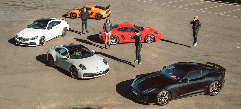 Porsche 992 911 goes up against the best of its competitors