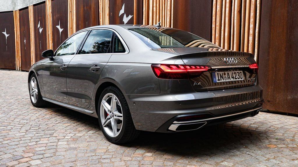 Cougar Life Reviews >> Audi A4 45 TFSI quattro 2020 review | Wheels magazine