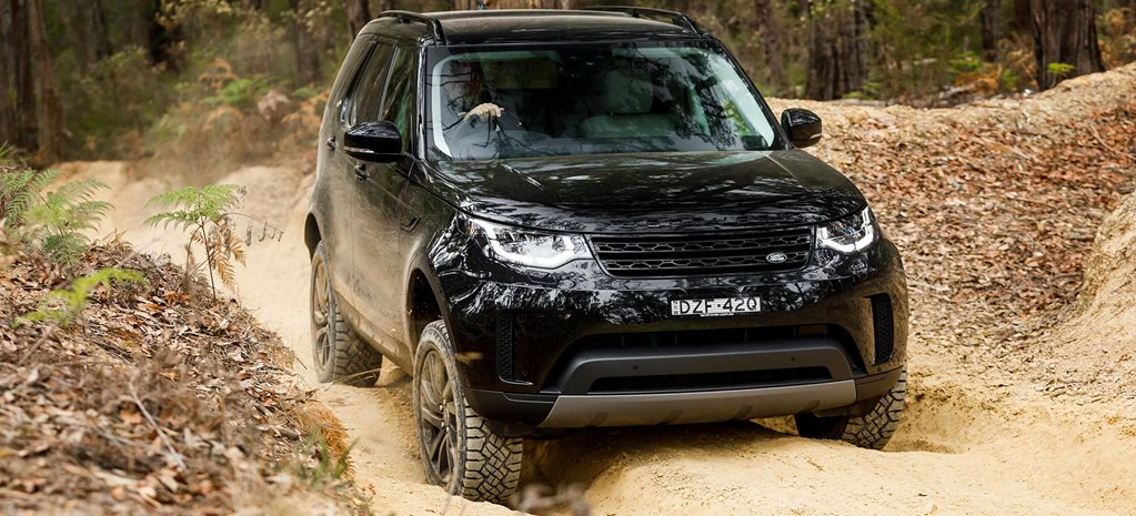 2019 Land Rover Discovery SD4 4x4 review feature