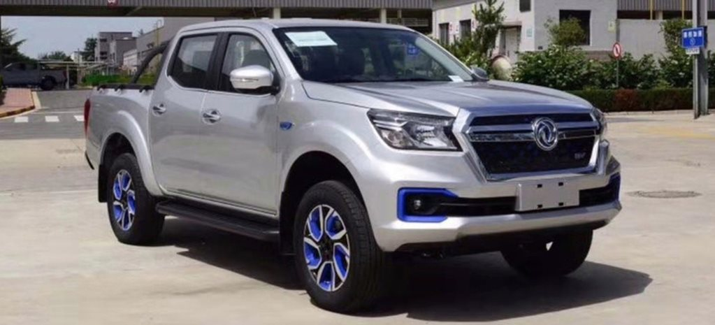 Nissan-based electric tradie ute unveiled in China