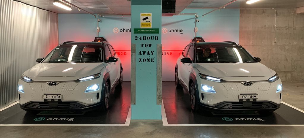 Electric car sharing goes live in Australia