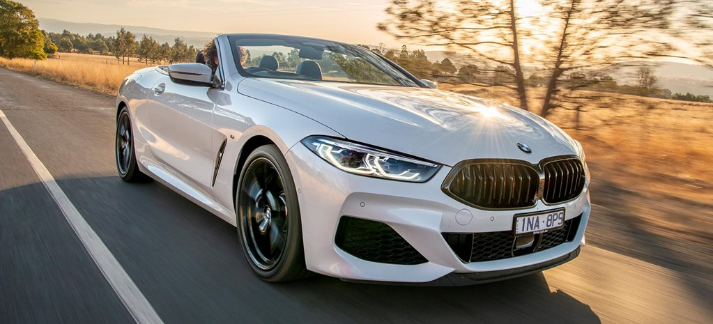 2019 BMW M850i Convertible performance review feature