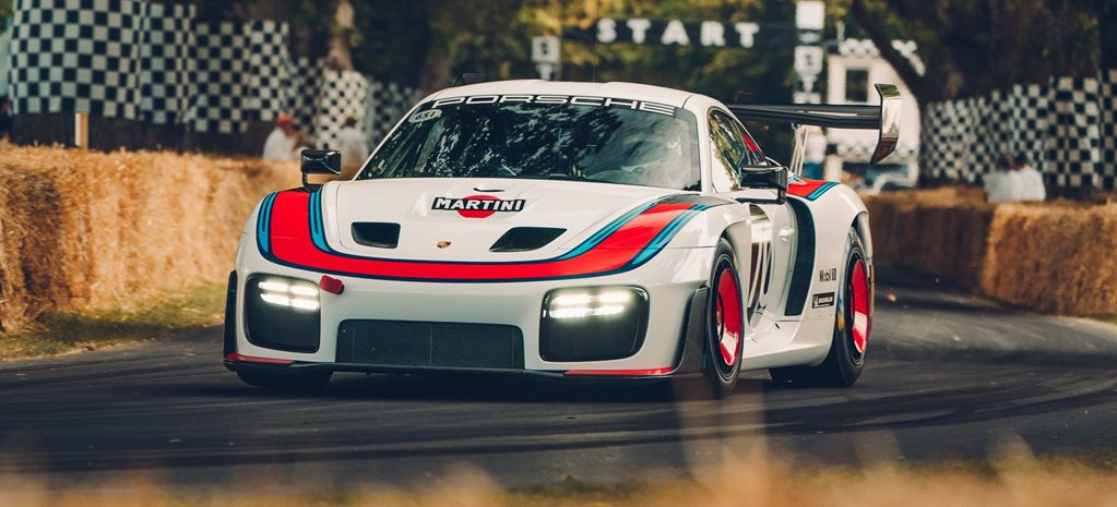 Porsche 935 review: The legend of Moby Dick lives on
