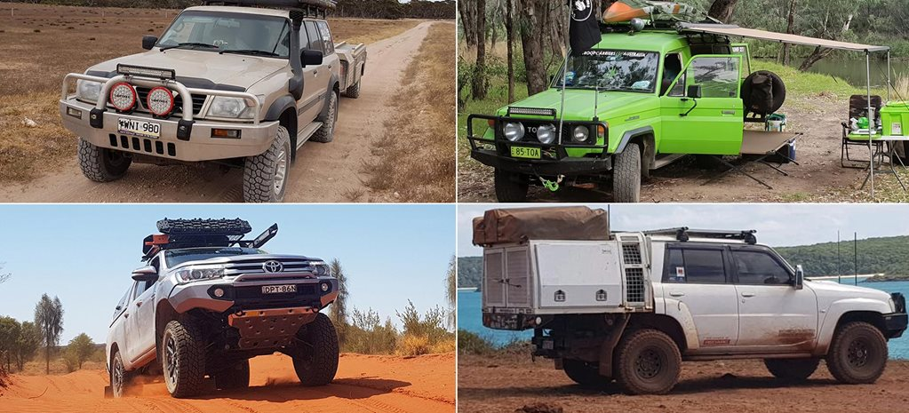 Readers 4x4s July 2019 news
