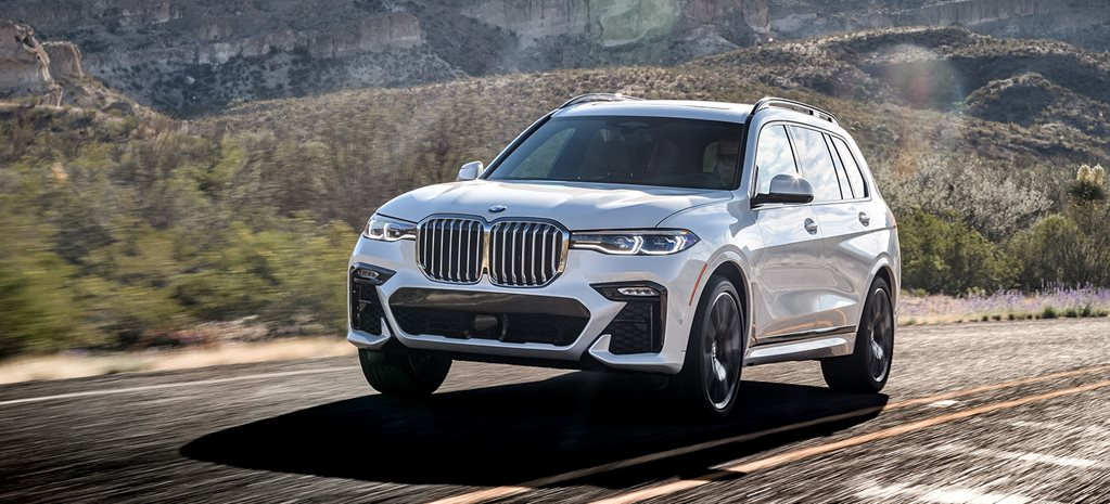 BMW X7 M50d review