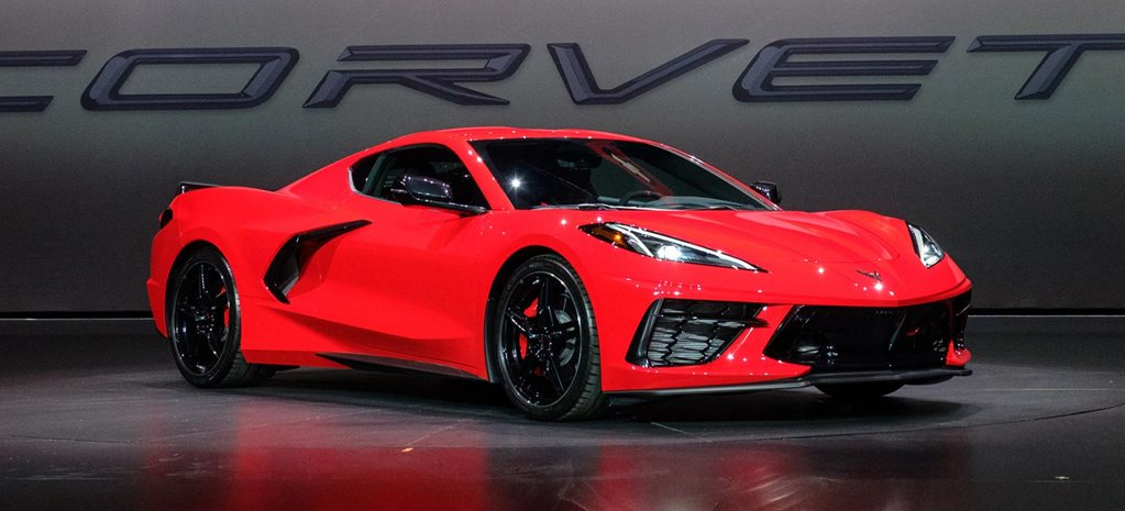 2020 Chevrolet C8 Corvette Stingray revealed, coming to ...