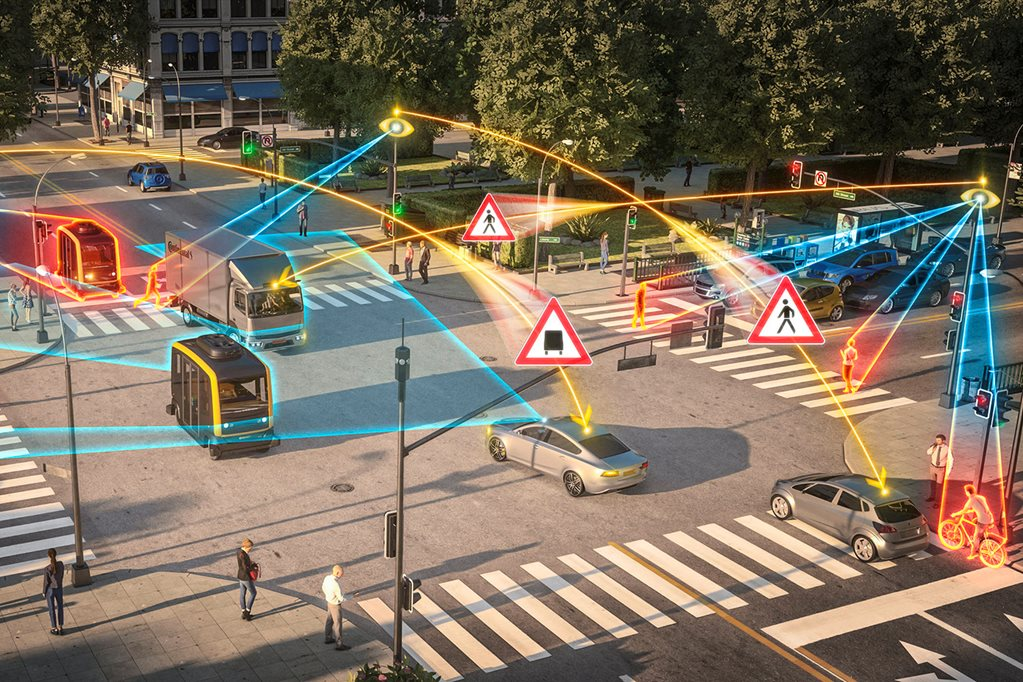 Smart street lamp tech could put speed cameras everywhere