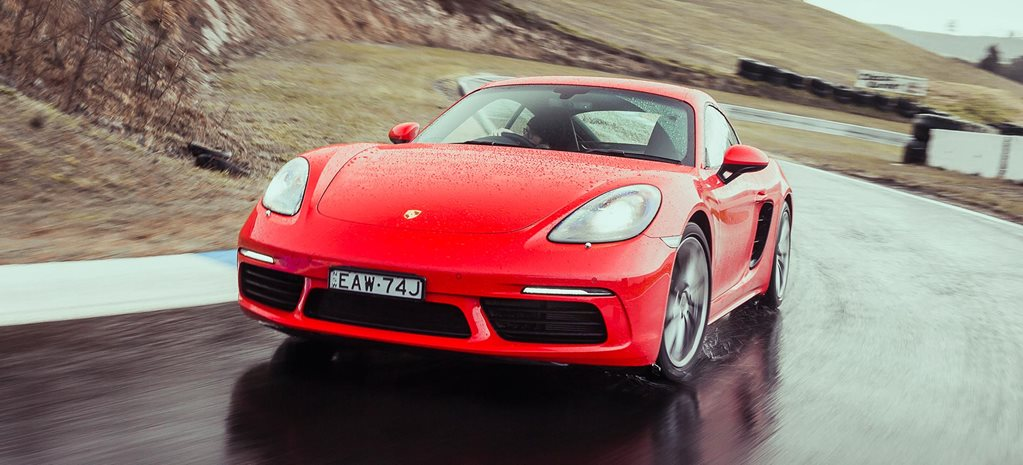 2019 Porsche 718 Cayman review