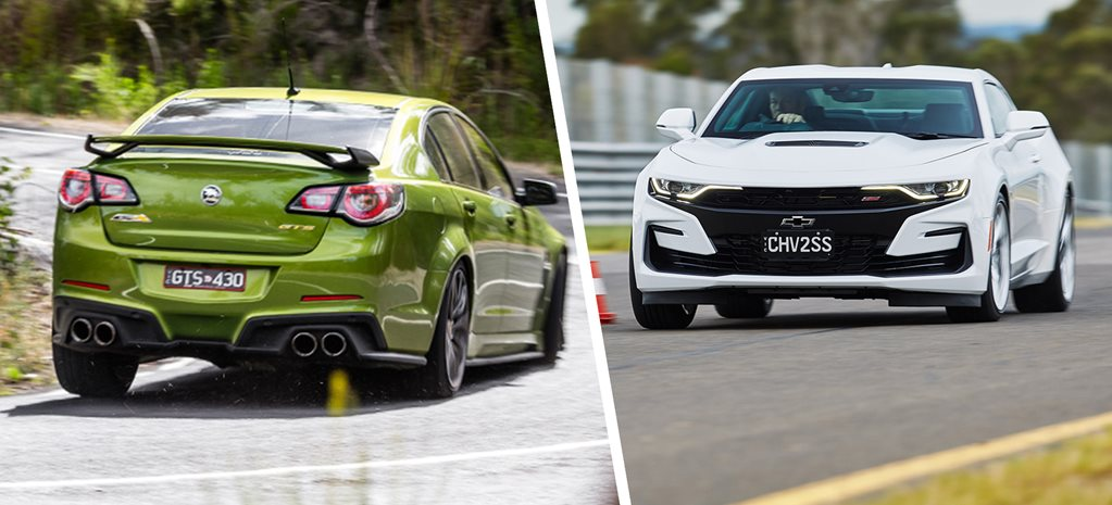 New vs Used: Buy the new Chevrolet Camaro 2SS or get a used HSV GEN-F2 GTS