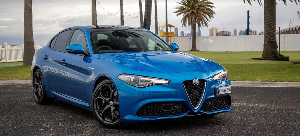 2019 Alfa Romeo Giulia Veloce Quick Review