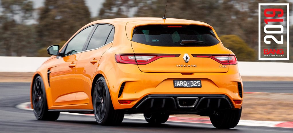 2019 Renault Megane RS280 Cup track review feature