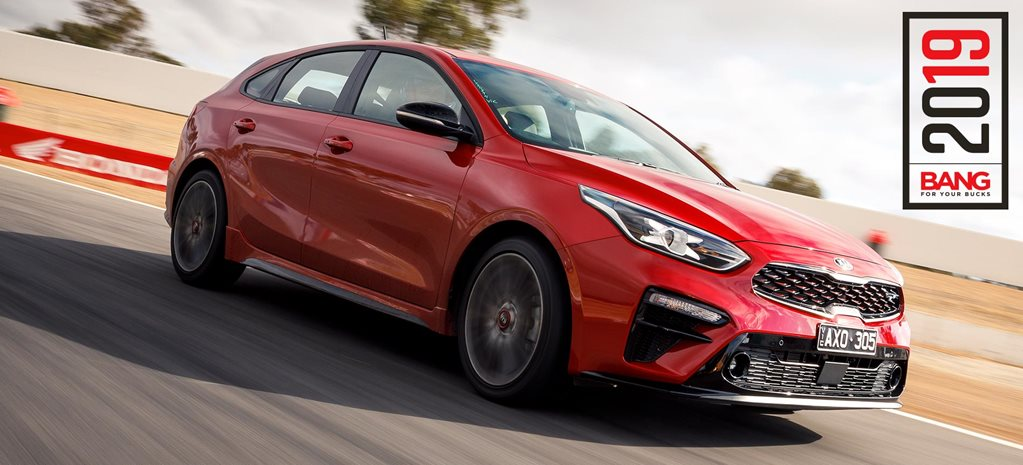 Bang For Your Bucks 2019 Kia Cerato GT track review feature