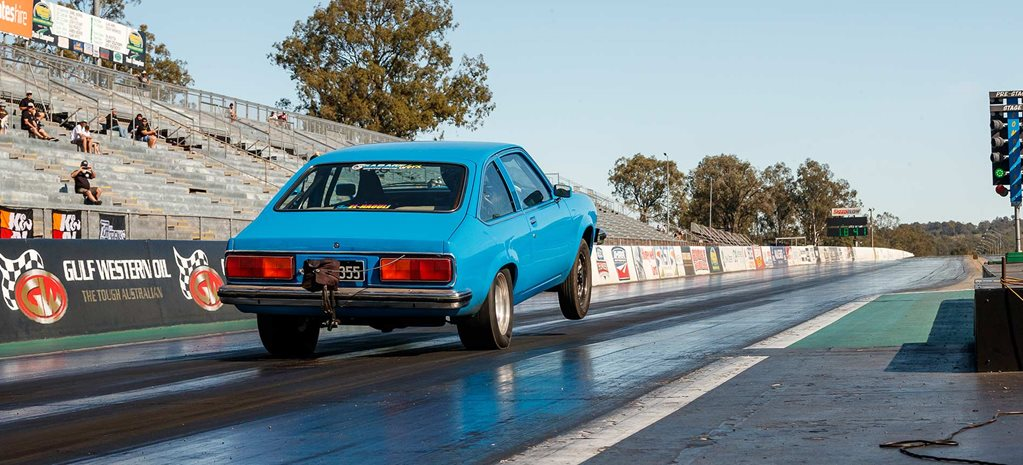 Jason Ross's Turbo LS-powered Holden UC Torana