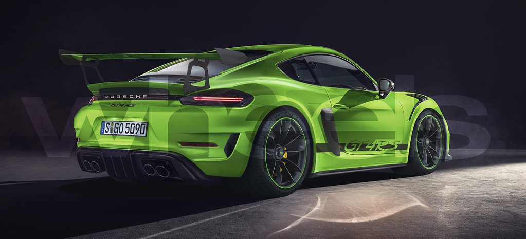 Porsche hints that hotter Cayman GT4 RS is coming