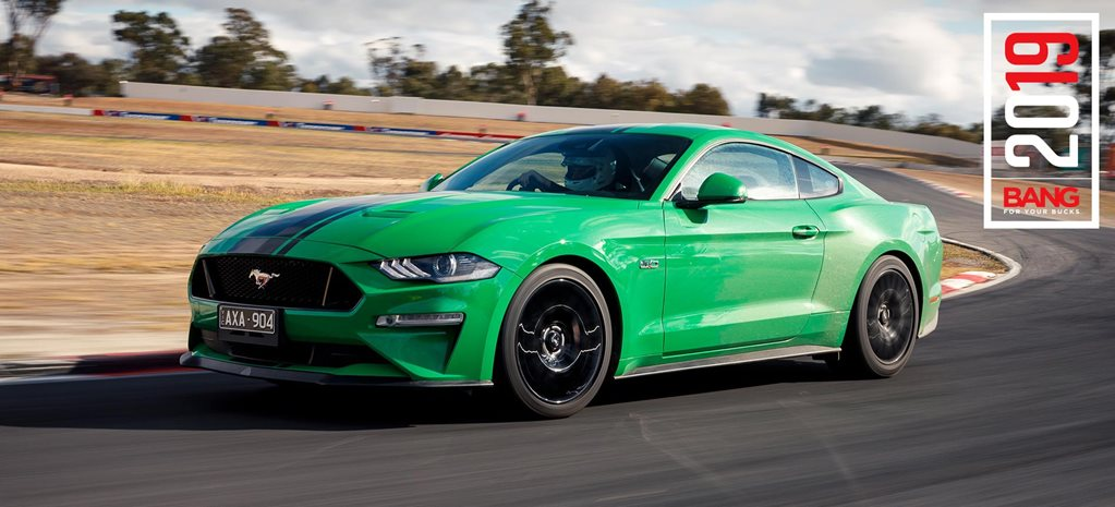 Bang For Your Bucks 2019 Ford Mustang GT track review