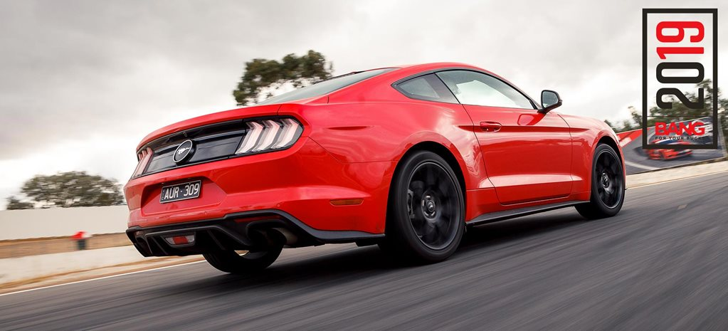 2019 Ford Mustang Ecoboost Bang For Your Buck track review
